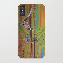 Country side (North Dakota) iPhone Case