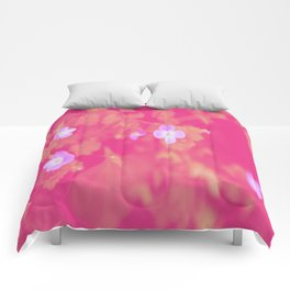 Forget me not Comforters