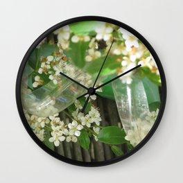 My Back Yard Wall Clock