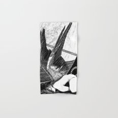 asc 638 - L'ange incarné (The earhtly angel) Hand & Bath Towel