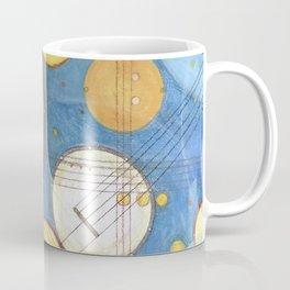 doodling banjos Coffee Mug
