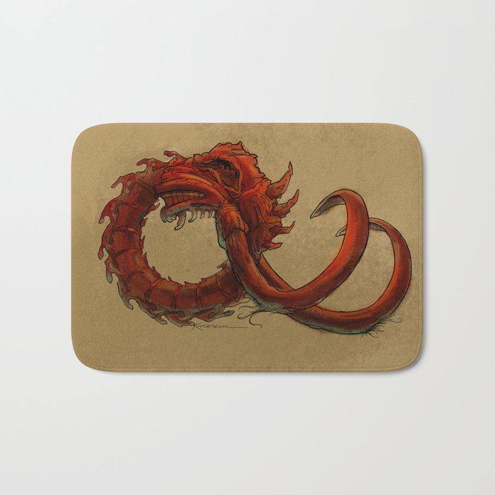 Bio-Elephant Skull Bath Mat