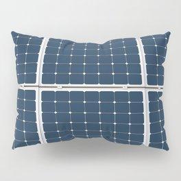 Solar Cell Panel Pillow Sham