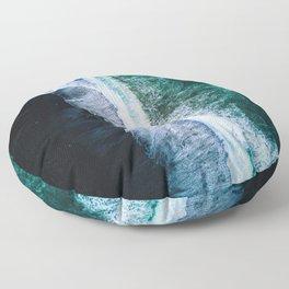 Sea 6 Floor Pillow