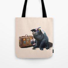 Might (Colour) Tote Bag