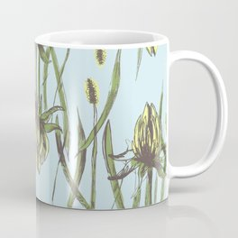 Stockholm Garden Flower Blooming Coffee Mug