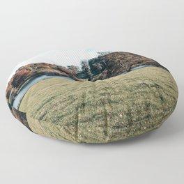 Osmaston park Floor Pillow