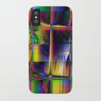 plaid iPhone & iPod Cases featuring Plaid by Robin Curtiss