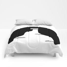 Ribera Navarra. Castildetierra Black & white Comforters
