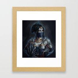 Princess of Edenia Framed Art Print