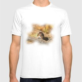 The Chipmunk Portrait T-shirt