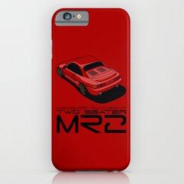 MR2 SW20 iPhone Case