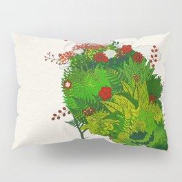 Rococo: The Gardener Pillow Sham