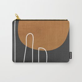 Abstract Art 40 Carry-All Pouch