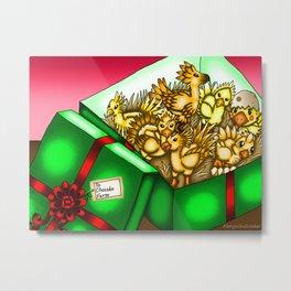 Christmas Artwork #11 (2017) Metal Print