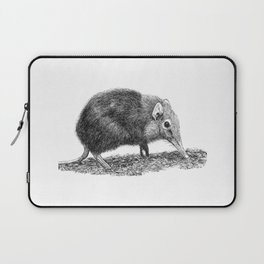 Black Shrew Laptop Sleeve