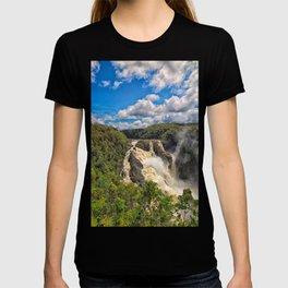 Magnificent Barron Falls in Queensland T-shirt