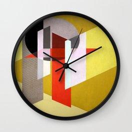 Laszlo Moholy Nagy Z VII Wall Clock