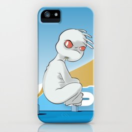 Fregoli iPhone Case