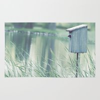 swallow Area & Throw Rugs featuring {Swallow House} by Isabelle Lafrance Photography