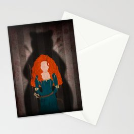 Shadow Collection, Series 1 - Arrow Stationery Cards