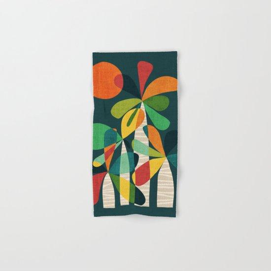 Palma Hand & Bath Towel