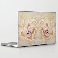 peony Laptop & iPad Skins featuring Peony by Artemio Studio