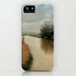 American River iPhone Case
