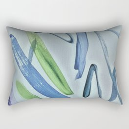 Water Theme Rectangular Pillow
