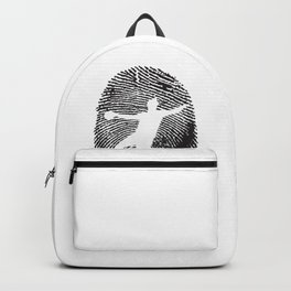 Handball Shirt Gift I Handballplayer Sport Backpack