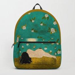 Resting Backpack