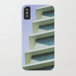Arch-tech iPhone Case