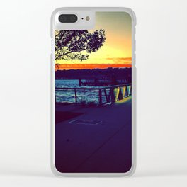Fairway Clear iPhone Case