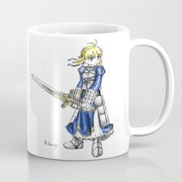 Cutie Saber Coffee Mug
