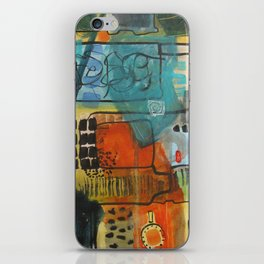 Magic carpet - Tapis volant iPhone Skin