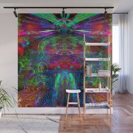 Gracious Electric Fall Wall Mural