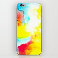 rio iPhone & iPod Skins featuring Rio by elena + stephann