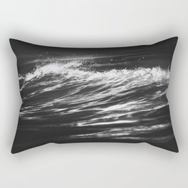 Battle cry Rectangular Pillow
