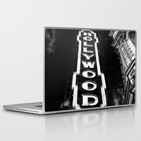hollywood Laptop & iPad Skins featuring Hollywood by Melissa Lund