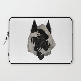 Wild Dog Laptop Sleeve