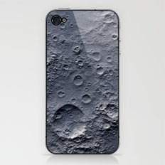 Moon Surface iPhone & iPod Skin