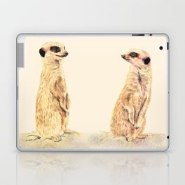 Two Meerkats Laptop & iPad Skin