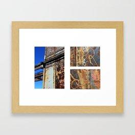 Industrial Study 4 Framed Art Print
