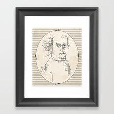 Custom made Mozart Framed Art Print