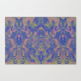 Delightfully Toxic Canvas Print
