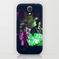 Purple Smoke Galaxy S4 Slim Case