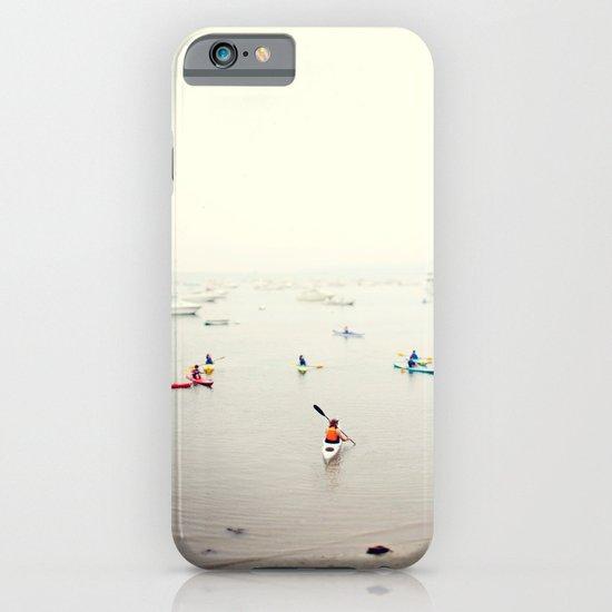 kayak iPhone & iPod Case