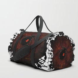 Black Widow (Signature Design) Duffle Bag