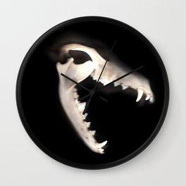 SCANNER II Wall Clock
