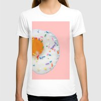 sprinkles T-shirts featuring Sunny Sprinkles in PINK! by EliseMesner